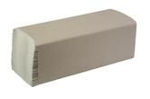 (P) Papírové ručníky ZZ ALFA TOP 5000, recykl, 1 vrstva, šedé