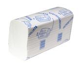 (P) Papírové ručníky Interfold 3750 ks, celulóza, 2 vrsvy, bílé