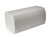 (P) Papírové ručníky ZZ ALFA TOP- Premium, 3000 ks, celulóza, 2 vrstvy, bílé