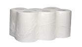 Papírové ručníky v roli Autocut, 6 rolí, 150 m, celulóza, 2 vrstvy