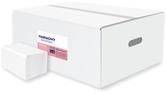 (P) Toaletní papír skládaný 10.000 ks, celulóza, 2 vrstvy, bílý