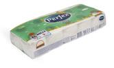 Toaletní papír Perfex Plus, 80 rolí, celulóza, 2 vrstvy, bílý