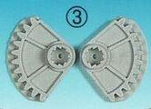 """D2. 60444444 Ozubení ždímače """"3"""""""