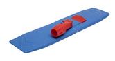 Držák kapsového mopu mechanický 50cm, modrý