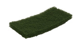 Pad ruční 11,5x25cm, zelený