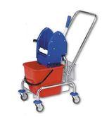 21005c   Úklidový vozík vědro 1x17 l - bez košíku