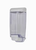 (P) Dávkovač tekutého mýdla 1 L, AC, plast, kouřový