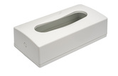 D2. 508 Zásobník na kosmetické ubrousky bílý