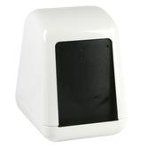 D2. Zásobník na papírové ubrousky, bílý
