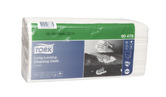 Textilní utěrka skládaná Long-Lasting (Purolin) TORK 90478, 90 ks, 1 vrstva, bílá