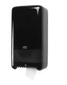 D2. Zásobník na toaletní papír kompaktní, černý, TORK 557508