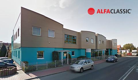 alfaclassic homepage