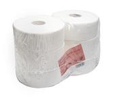 (P) Toaletní papír ALFA TOP-M, pr.190, 180 m, 6 rolí, celulóza, 2 vrstvy, bílý