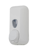 (P) Dávkovač pěnového mýdla na cartridge/sáček 0,75 L  AC, bílý plast